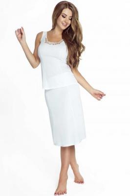 Mewa 4141 Halka pod sukienkę, biały