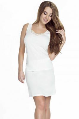 Mewa 897 Halka pod sukienkę, biały