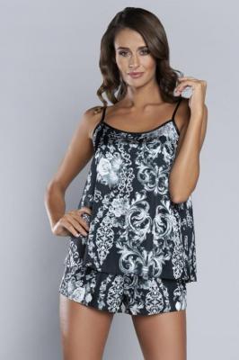 Italian Fashion Silver w.r.kr.sp. Nocna piżama, silver