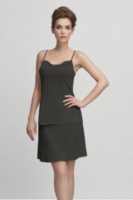 Mewa 897 Halka pod sukienkę, czarny