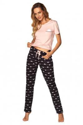 Rossli SAL-PY-1165 I Nocna piżama, różowy