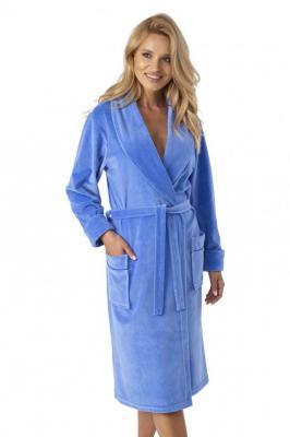 Vivisence 5010 Nocna szlafrok, niebieski