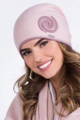Kamea Szila Nakrycie głowy czapka, różowy