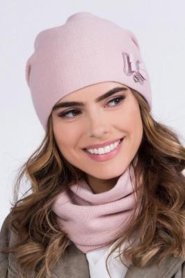 Kamea Wika Nakrycie głowy czapka, różowy
