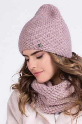 Kamea Wilma Nakrycie głowy czapka, różowy