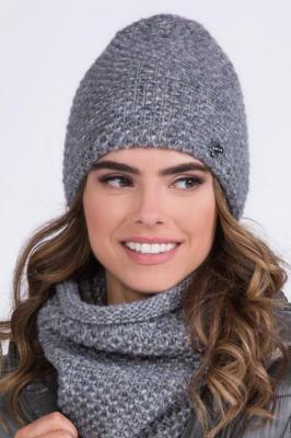 Kamea Wilma Nakrycie głowy czapka, szary