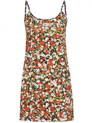 Nike Sukienka letnia Sportswear Alumni CU5371 Kolorowy Slim Fit