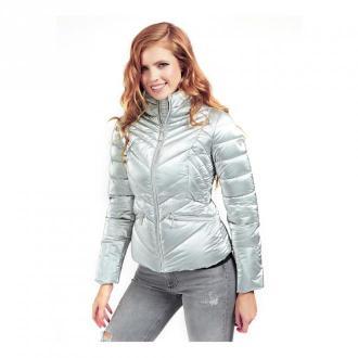 Guess Winter jacket Kurtki Szary Dorośli Kobiety Rozmiar: M