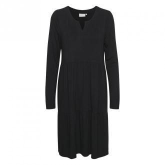 Kaffe Petra Sukienka Sukienki Czarny Dorośli Kobiety Rozmiar: M - 38