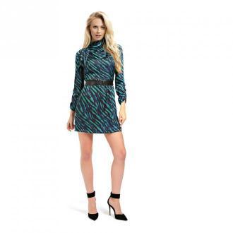 Guess Sukienka Sukienki Zielony Dorośli Kobiety Rozmiar: XS