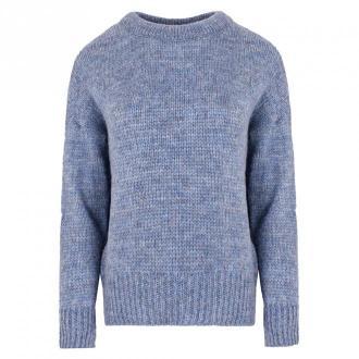 Sweter z luźnej przędzy
