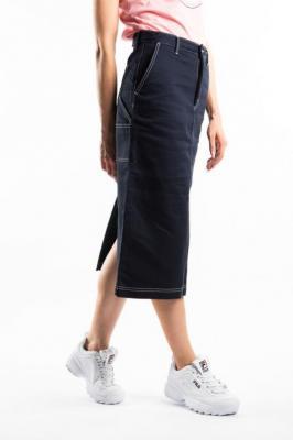 Spódnice Carhartt WIP W' Pierce Skirt I026562-1C01 DARK NAVY