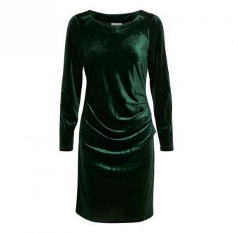 Kaffe kelly Sukienka Sukienki Zielony Dorośli Kobiety Rozmiar: XL