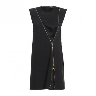 Versace Sukienka Sukienki Czarny Dorośli Kobiety Rozmiar: 2XS - 38 IT