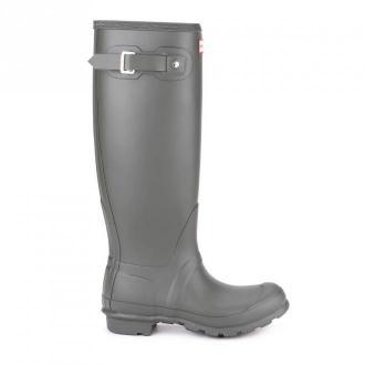 Hunter Origianal Tall Boots Obuwie Zielony Dorośli Kobiety Rozmiar: UK