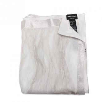 Giorgio Armani scarv Akcesoria Biały Dorośli Kobiety Rozmiar: Onesize