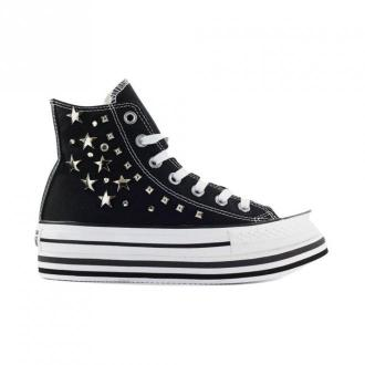 Chuck Taylor All Star Platform Layer studded sneaker
