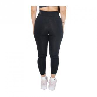 Nike Sportswear Legginsy Spodnie Czarny Dorośli Kobiety Rozmiar: L