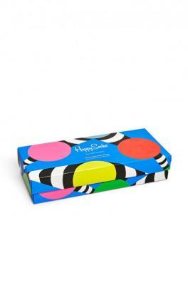 Happy Socks - Skarpetki Classic Dots Gift Set (4-PACK)