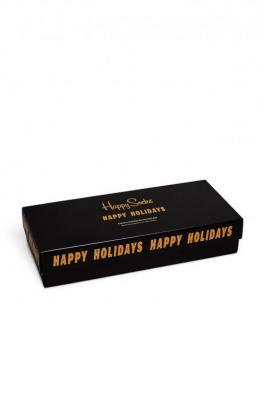 Happy Socks - Skarpetki Classic Holiday Gift (4-PACK)