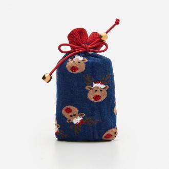 House - Świąteczne skarpety na prezent - Wielobarwny