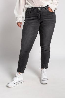 Duże rozmiary Dżinsy Skinny, damska, szaro, rozmiar: 58, baweÅna, Studio Untold