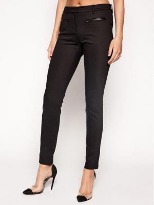 TOMMY HILFIGER Spodnie materiałowe 1M87647781 Czarny Slim Fit