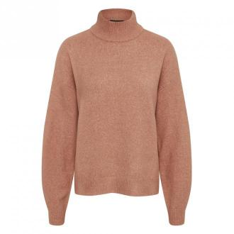 Karen by Simonsen CrillaKB sweter Swetry i bluzy Różowy Dorośli
