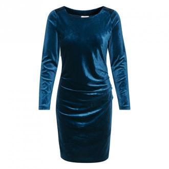 Kaffe sukienka Sukienki Niebieski Dorośli Kobiety Rozmiar: 2XL