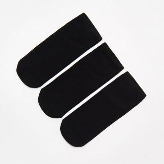 Cropp - 3 pack skarpetek - Czarny