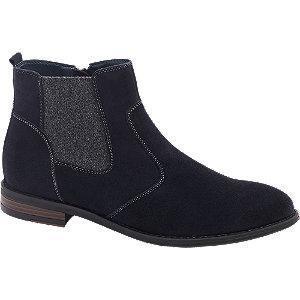 Granatowe sztyblety męskie Am Shoe