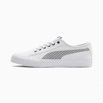PUMA Buty Sportowe Bari, Biały Czarny, rozmiar 39, Obuwie