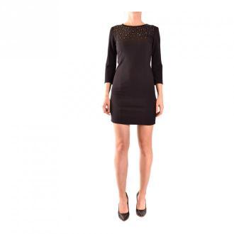 Armani Jeans Dress Sukienki Czarny Dorośli Kobiety Rozmiar: XS - 40 IT