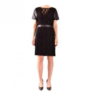 Armani Jeans Dress Sukienki Czarny Dorośli Kobiety Rozmiar: L - 46 IT