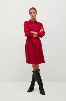 Mango - Sukienka Cros