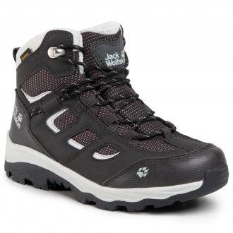 Trekkingi JACK WOLFSKIN - Vojo Texapore Mid K 4042181 Phantom/Light Grey