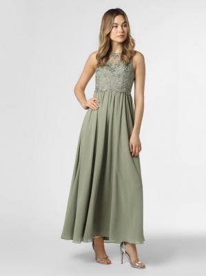 Laona - Damska sukienka wieczorowa, zielony