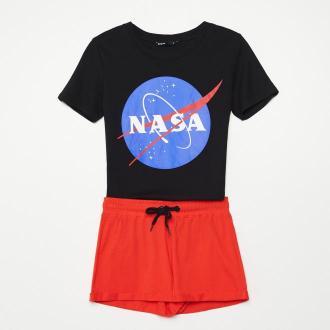 Cropp - Piżama NASA - Czerwony