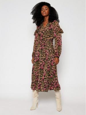 Polo Ralph Lauren Sukienka codzienna Lsl 211814338002 Kolorowy Regular Fit