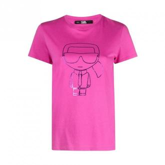 K / Ikonic silhouette t-shirt