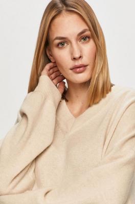 Samsoe Samsoe - Sweter wełniany Amarista