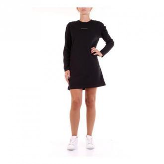 Calvin Klein sukienka K20K202242 Sukienki Czarny Dorośli Kobiety