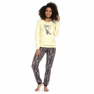 Cornette 671/259 Elephants piżama damska