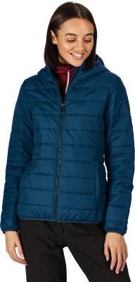Regatta Helfa Pikowana kurtka Kobiety, blue opal DE 34 UK 8 2020 Kurtki zimowe i kurtki parki