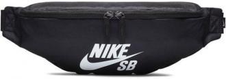 Nike SB HERITAGE black/white sport talii torba do biegania - 3L