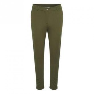 Karen by Simonsen Caro - Spodnie Spodnie Zielony Dorośli Kobiety