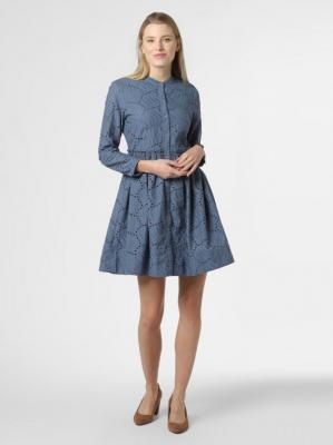 Y.A.S - Sukienka damska – YASBim, niebieski