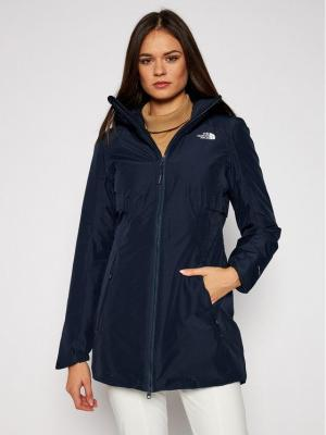 The North Face Parka Hikesteller NF0A3Y1GM6S1 Granatowy Regular Fit