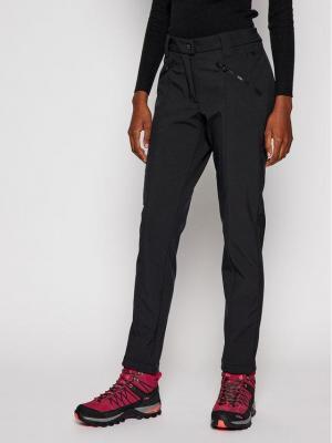 CMP Spodnie outdoor 3A11266 Czarny Regular Fit