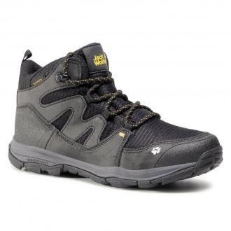 Trekkingi JACK WOLFSKIN - Mtn Attack 3 Texapore Mid K 4034081 D Black/Burly Yellow XT